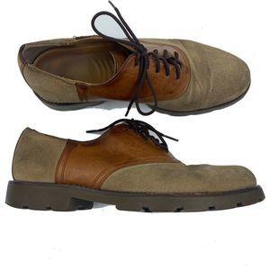 Polo Ralph Lauren Mens Oxfords Shoes Brl 9 D